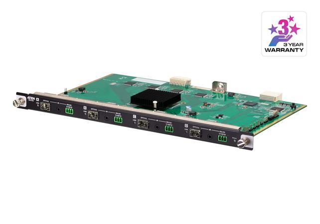 ATEN 4K HDMI Optical Transmiter 4K@300m MM