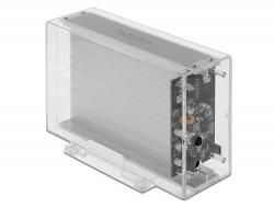 Delock Externí pouzdro pro HDD SATA 3.5