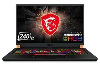 MSI GS75 Stealth 10SF-054CZ/i7-10750H Comet Lake/16GB/1TB SSD/RTX 2070 Max-Q, 8GB/17,3