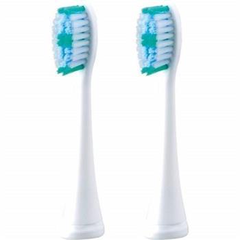 Panasonic náhradní hlavy zubního kartácku pro EWDE92, EWDL83, EWDL82, EWDL75, EW1031, balení 2 ks