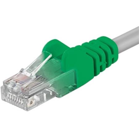 PremiumCord Patch kabel UTP RJ45-RJ45 l5e 0.5m kř.