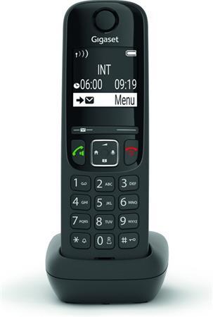 SIEMENS Gigaset AS690HX - přídavné sluchátko vč. nabíječky