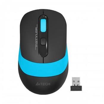 A4tech FG10, FSTYLER bezdrátová myš, 2000DPI, USB, modrá