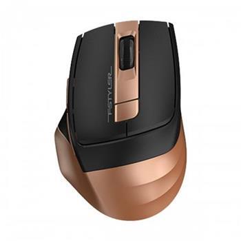 A4tech FG35 Bronze, FSTYLER bezdrátová myš optická 2000DPI, 2.4 GHz, bronzová