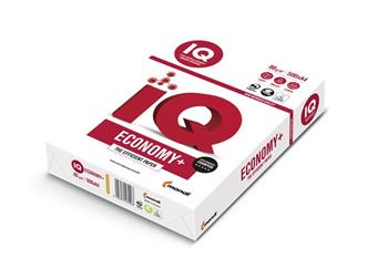 !! AKCE !! IQ ECONOMY+ papír A4, 80g/m2, 1x500listů - VYSOKÁ KVALITA, VYSOKÁ BĚLOST