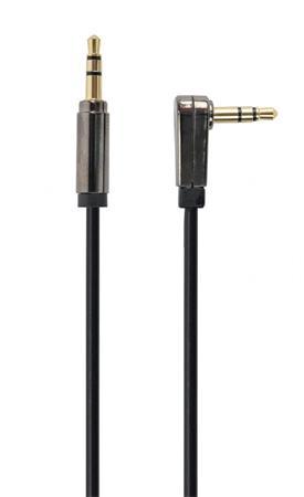 Kabel CABLEXPERT přípojný jack 3,5mm M/M, 1,8m, HIGH QUALITY, zlacené konektory, audio
