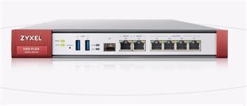 Zyxel USG Flex 200 Firewall 10/100/1000, 2*WAN, 4*LAN/DMZ ports, 1*SFP, 2*USB (Device only)