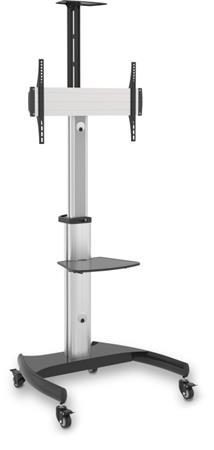 CONNECT IT Wheelie II pojízdný stojan & držák na jednu obrazovku 37