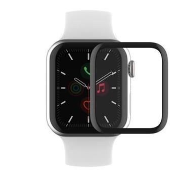 Belkin ochranné sklo pro Apple Watch Série 4/5 - zahnuté (44 mm) - voděodolné