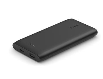 Belkin USB-C Power Delivery PowerBanka, 10000mAh, černá