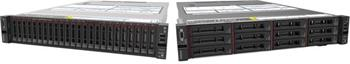 Lenovo Server SR650 Xeon Silver 4215R (8C 3.2GHz 11MB Cache/130W) 32GB 2933MHz (1x32GB, 2Rx4 RDIMM), No Backplane, No