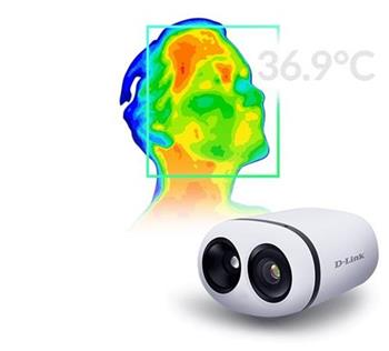 D-Link Group Temperature Screening Camera