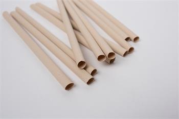 Bamboo - Přírodní bambusové brčko Smoothie 8mm x 23cm - krabička, balení 35ks