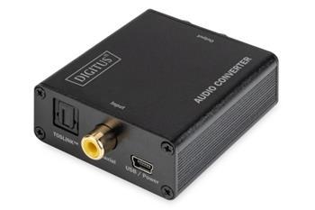 Digitus Audio převodník digitální na analogový