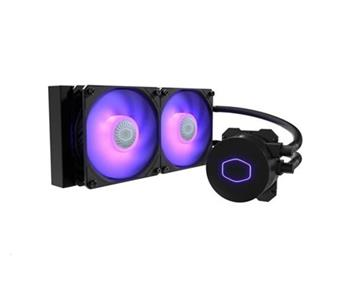 Cooler Master vodní chladic MasterLiquid ML240L RGB V2, 240mm AiO Liquid