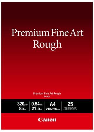 Canon fotopapír Premium FineArt Rough A4 25 sheets