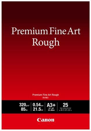 Canon fotopapír Premium FineArt Rough A3+ 25 sheets