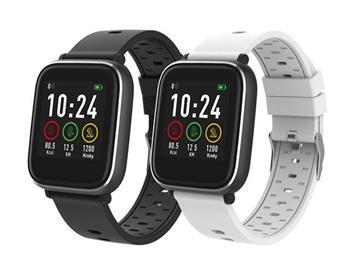 iGET FIT F3 Black - Chytré hodinky 1,3