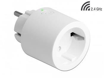 Delock Přepínač zásuvky WLAN Power Socket MQTT s monitorováním spotřeby energie