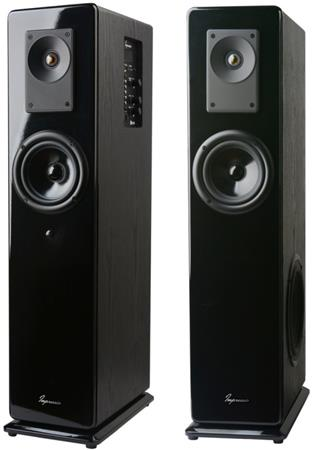 C-TECH Impressio Virtus, stereo, aktivní, 100W, BT, MP3, USB, SD, FM