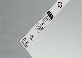 Brother - CSRE001 (podkladový list skeneru)
