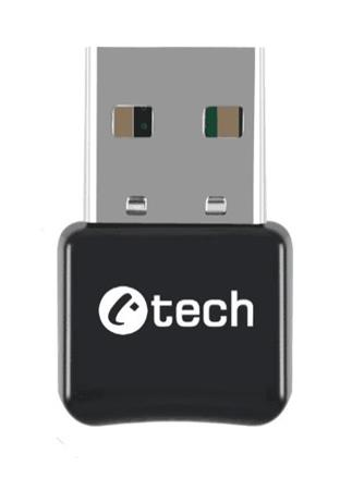 C-TECH Bluetooth adaptér , BTD-01, v 5.0, USB mini dongle