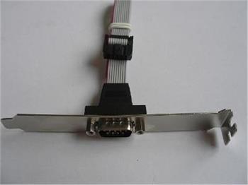 GIGABYTE COM port - 30 cm - zadní záslepka do case