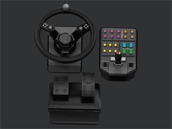 Logitech volant G Saitek Farm Sim Controller