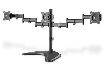 DIGITUS Univerzální stojan na tři monitory 13-27