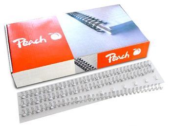 PEACH vazací drátěný Binding Combi Box 3:1