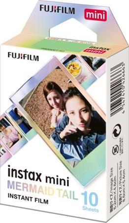 Fujifilm INSTAX MINI FILM MERMAID TAIL WW 1