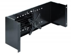 "Delock 19"" Rameno monitoru, černé"