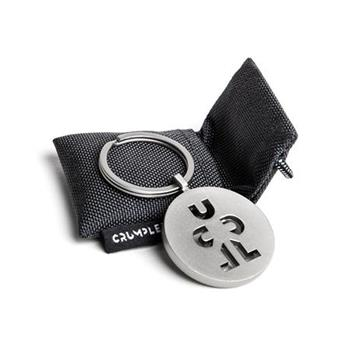 Crumpler Key Tag - Anthracite