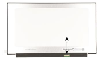2-Power náhradní LCD panel pro notebook 15.6 WUXGA 1920x1080 Full HD IPS Matny