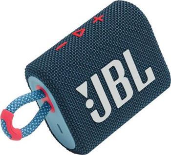 JBL Go 3 - blue/pink