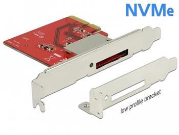 Delock PCI Express karta na 1 x externí slot CFexpress