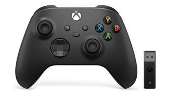 XBOX X Wireless Controller + Adapter for Windows 10 (PC/XSX)