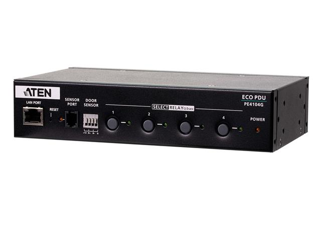 ATEN 4-Outlet IP Control Box