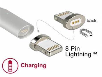 Delock Magnetický adaptér 8 pin Lightning™ samec