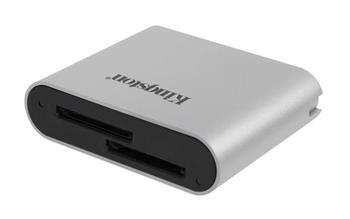KINGSTON USB3.2 Gen1 Workflow Dual-Slot SDHC/SDXC UHS-II čtečka karet