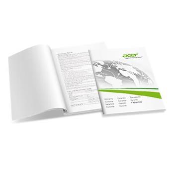 ACER prodloužení záruky na 4 roky ON-SITE NBD (5x9), herní notebooky Nitro/Predator/VX, elektronicky