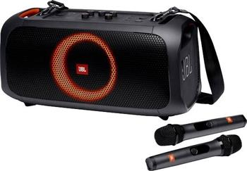 JBL PartyBox On The Go - Black