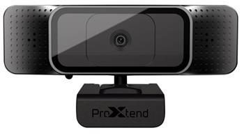 """ProXtend webkamera X301 Full HD, USB, mikrofon, 1/4"""" CMOS,Autofocus, LowLight, černá - ZÁRUKA 5 LET"""