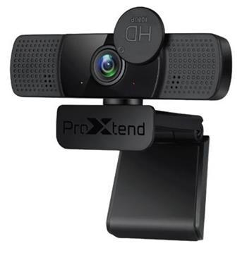 "ProXtend webkamera X302 Full HD, USB, mikrofon, 1/2.9"" CMOS, Anti-spy, LowLight, H.264/MJPG, černá - ZÁRUKA 5 LET"