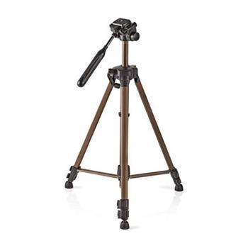 Nedis TPOD3200BZ - Stativ | Maximální nosnost: 3.0 kg | Minimální pracovní výška: 52.5 cm | Maximální pracovní výška: 145.0 cm | P