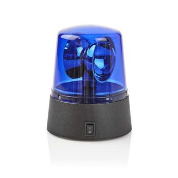 Nedis FUDI210BU - Zábavné Nouzové Světlo | Modrá | 35 palců | Výška 11cm