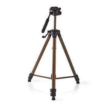 Nedis TPOD3400BZ - Stativ | Maximální nosnost: 4.0 kg | Minimální pracovní výška: 62.5 cm | Maximální pracovní výška: 163.0 cm | P