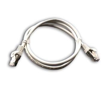 DATACOM Patch cord S/FTP CAT6A 2m šedý