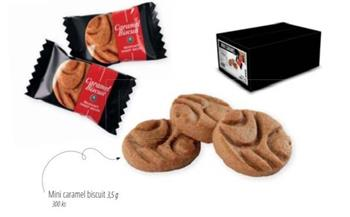 Belgické sušenky - Mini caramel biscuit (300 ks)