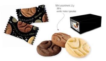Belgické sušenky - Mini assortment (300 ks)